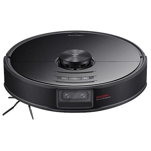 Roborock S6 MaxV Vacuum Cleaner Black