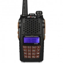 Pofung UV - 6R Portable Two-Way Radio / Φορητός Πομποδέκτης VHF/UHF