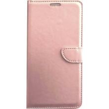 ΘΗΚΗ ΑΝΑΔΙΠΛΟΥΜΕΝΗ BOOK CASE ROSE GOLD (Huawei P Smart S)
