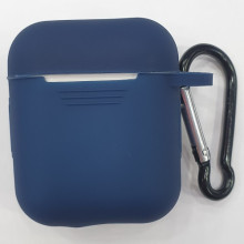 Silicone Case for Apple Airpods Series 1 & 2 OEM Blue