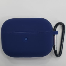 Silicone Case for Apple Airpods Pro OEM Blue