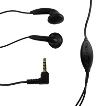 Alcatel 3.5mm Headset With Mic Black