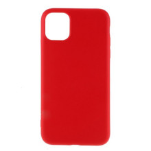 Silicone Back Cover Red / ΘΗΚΗ ΣΙΛΙΚΟΝΗΣ (Apple iPhone 12 Pro Max)