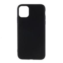 Silicone Back Cover Black / ΘΗΚΗ ΣΙΛΙΚΟΝΗΣ (Apple iPhone 12 Pro Max)