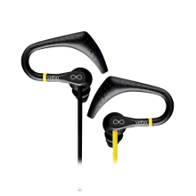 Veho ZS-2 Water Resistant Sports Earphones Yellow/Black EU