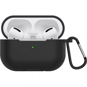 Silicone Case for Apple Airpods Pro OEM Black
